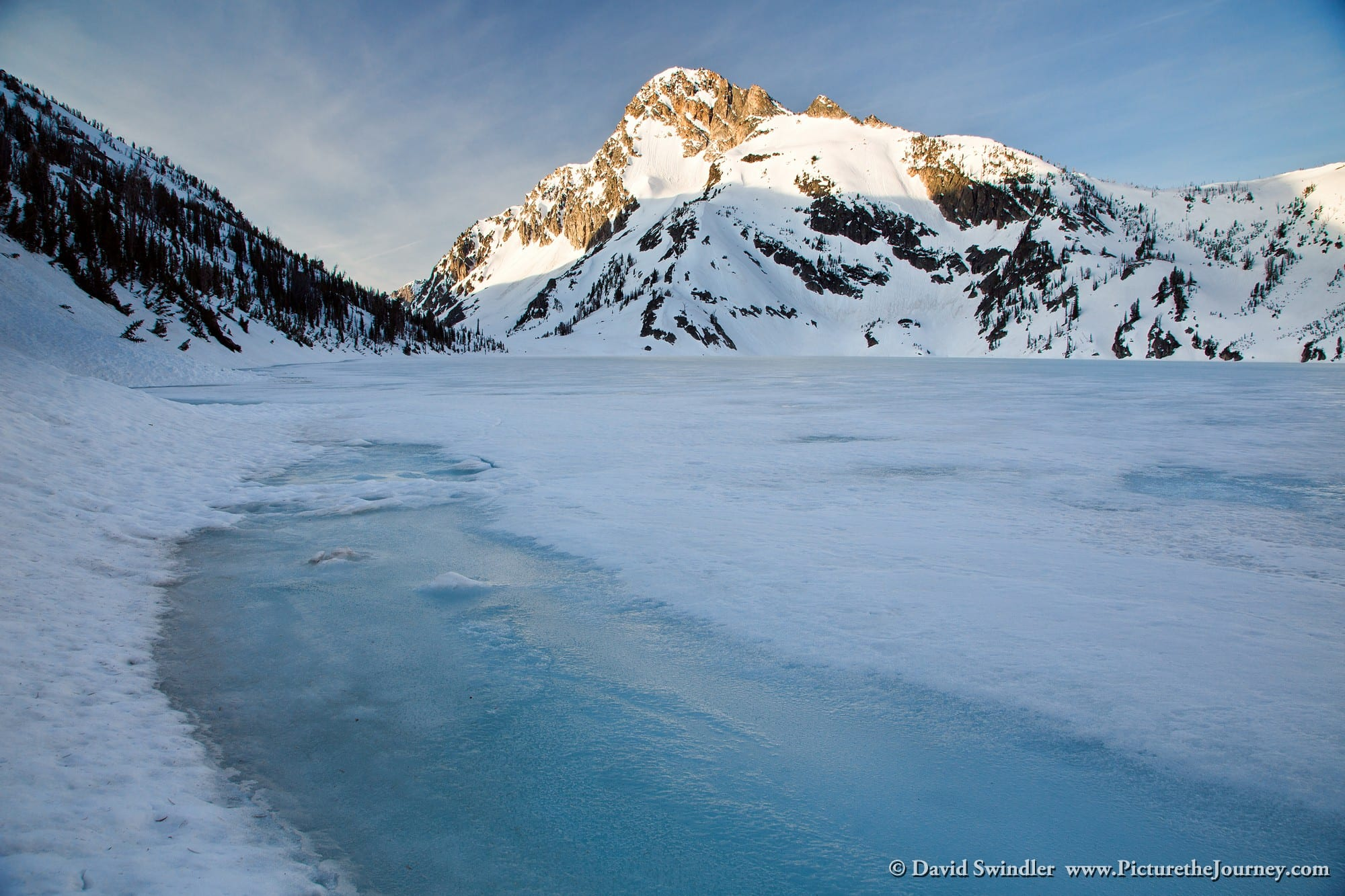 2Blue Ice of Sawtooth Lake
