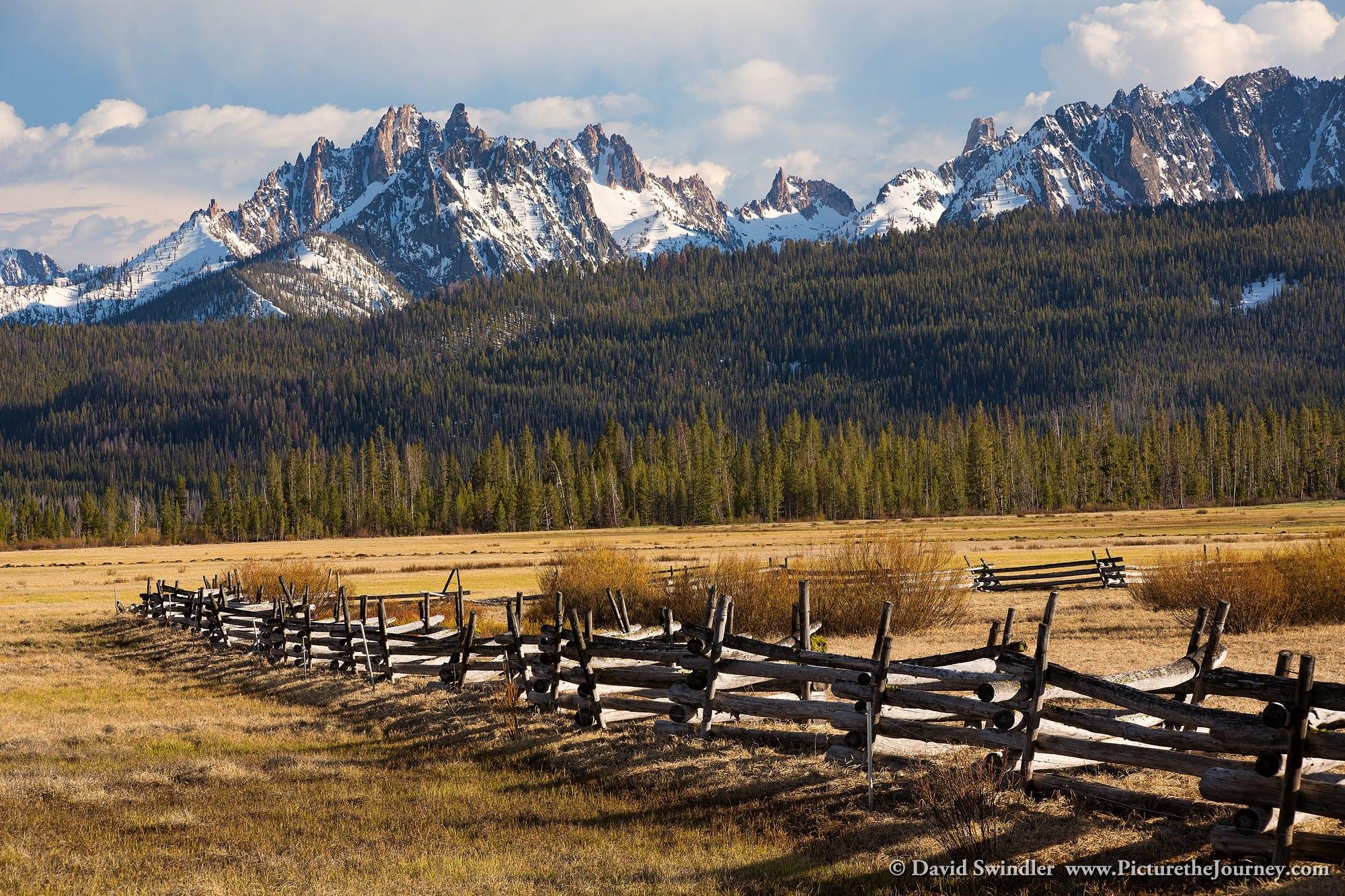 Sawtooth Fence