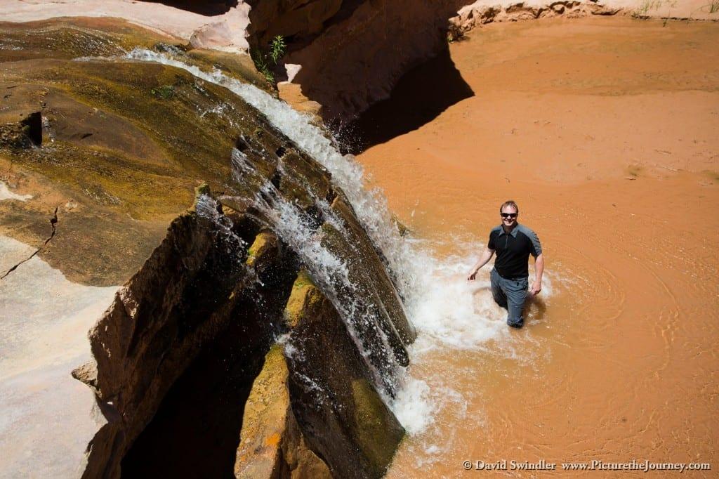 Coyote Waterfalls
