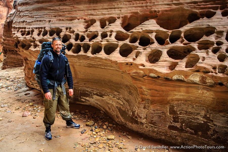 Erosion Holes