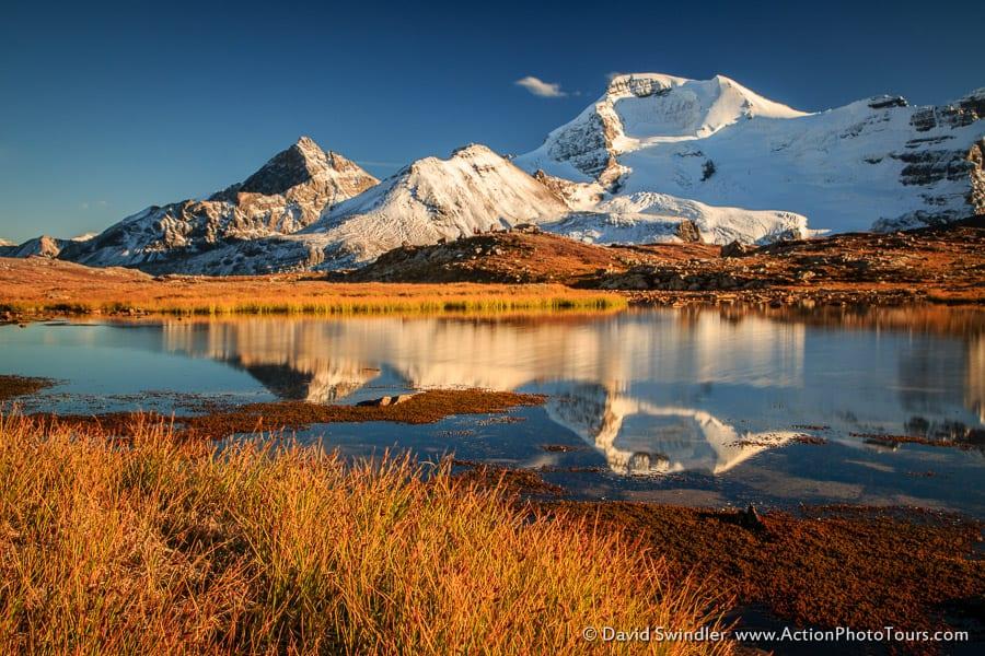 Snowbowl Reflection