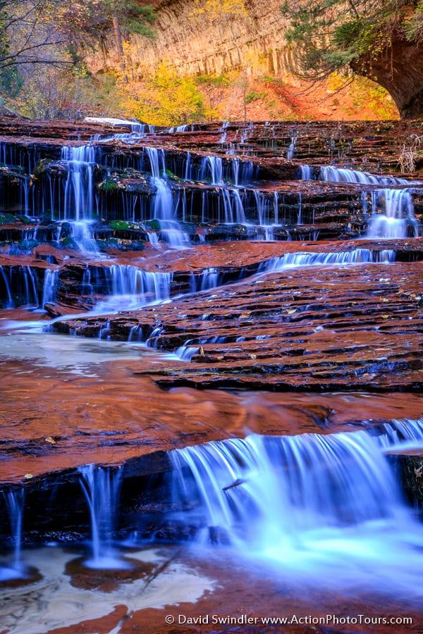 The Subway Waterfalls