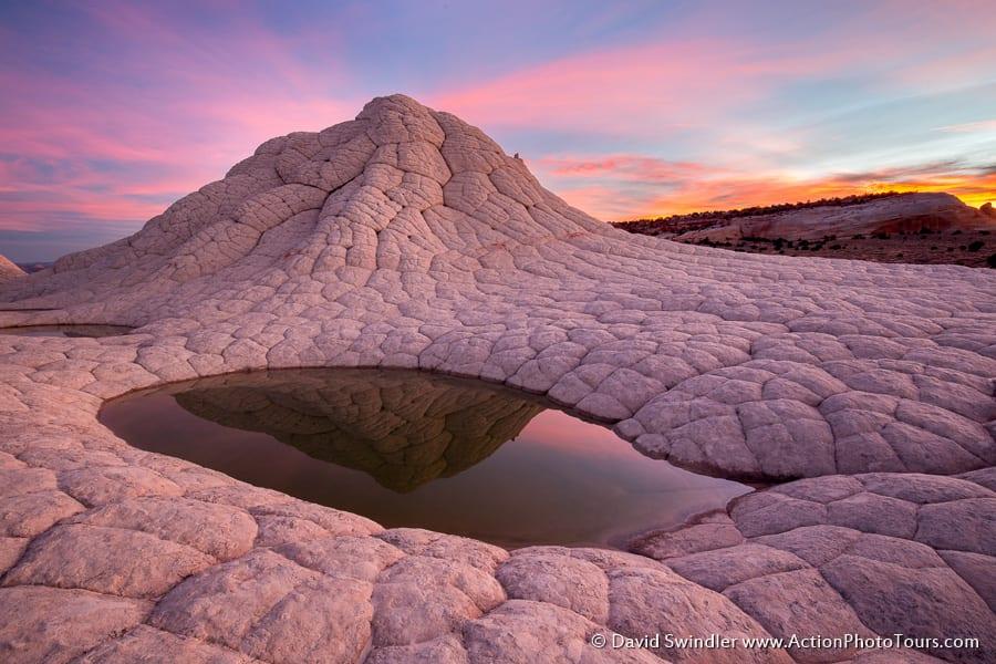 White Pocket Sunrise