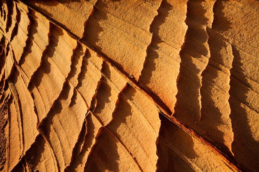 Sandstone Fins