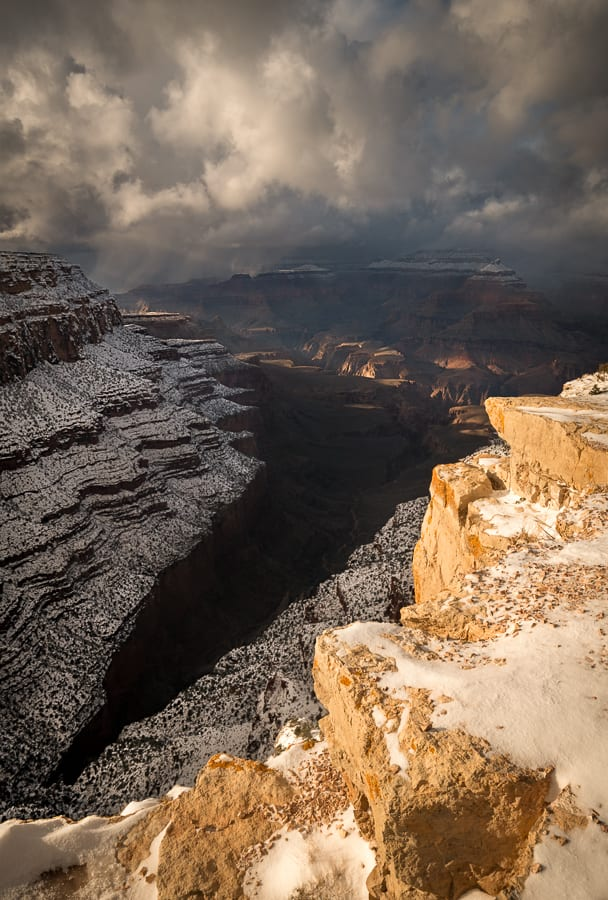 Winter in the Desert Photo Workshop Grand Canyon