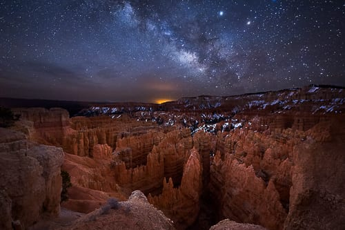 Bryce Canyon Milky Way #2