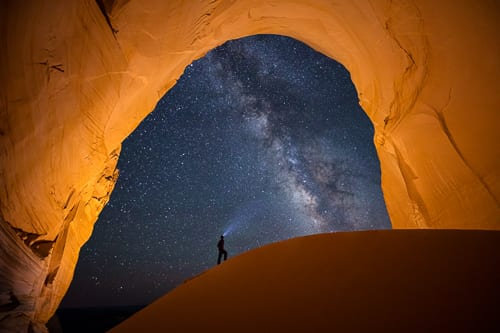 Great Chamber Milky Way