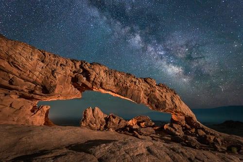 Utah Night Photography Workshop