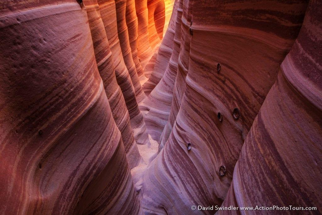 Zebra Canyon Escalante