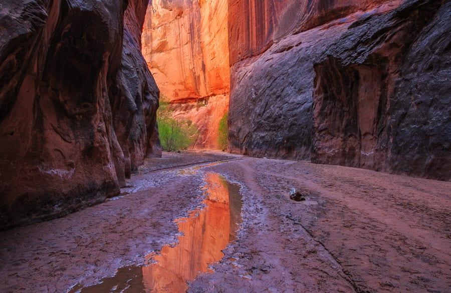 Slot canyon photo tours
