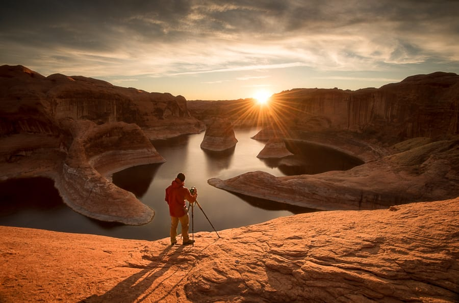 Reflection Canyon Grand Staircase Escalante Photo Tour