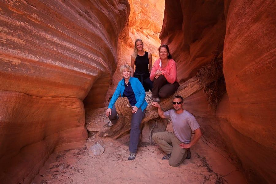 Slot Canyon Photo Tour