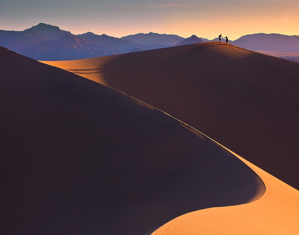 Sand Dunes Death Valley Photo Workshop