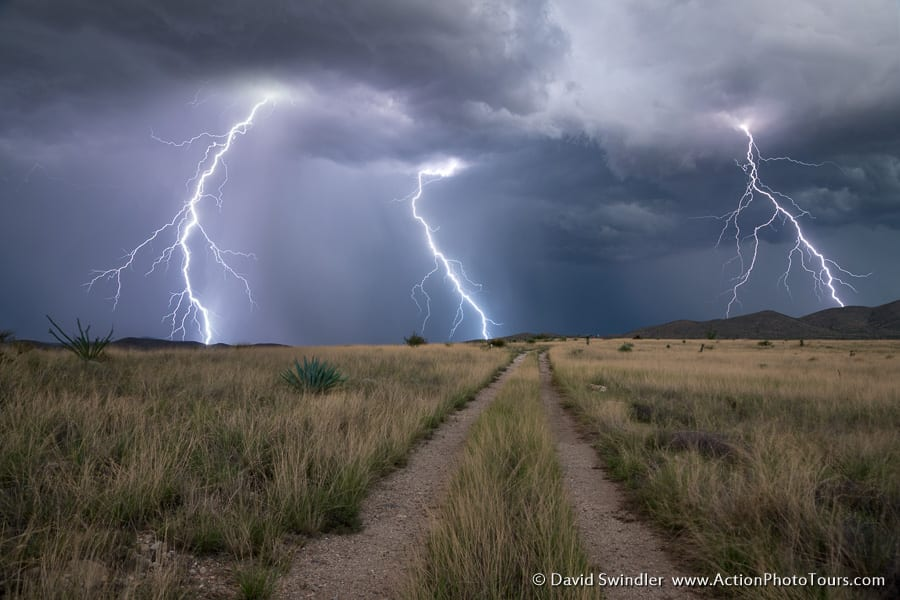 Photographing Lightning Bolts