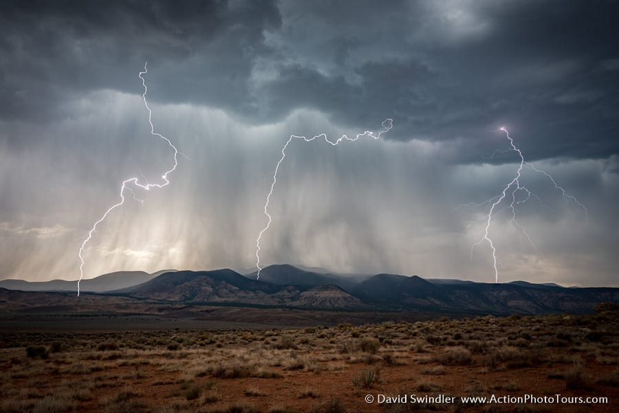 Photographing Lightning