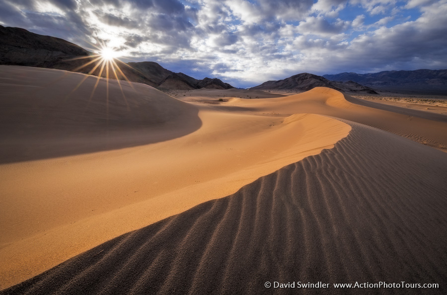 Ibex Dunes Death Valley Photo Workshop