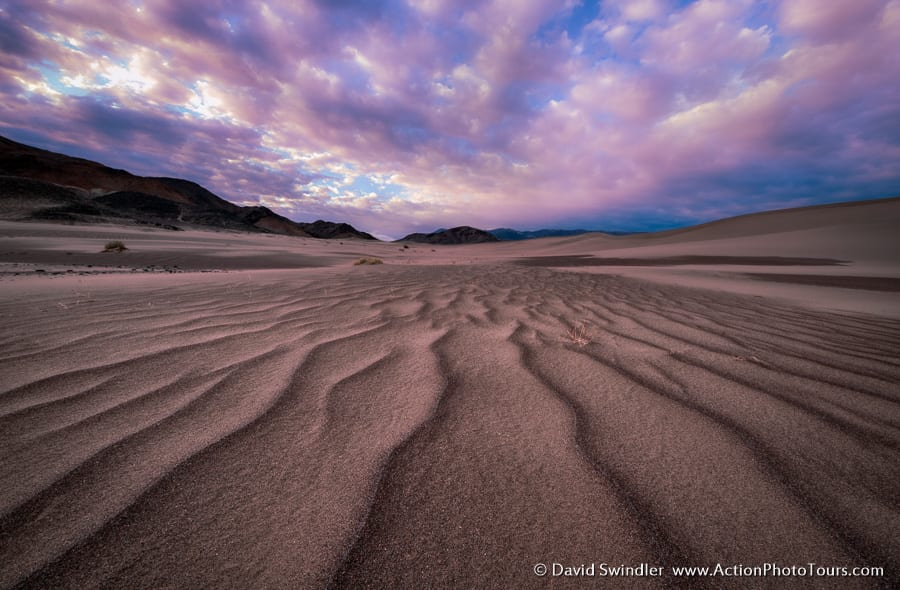 Death Valley Photo Workshop Sand Ripples