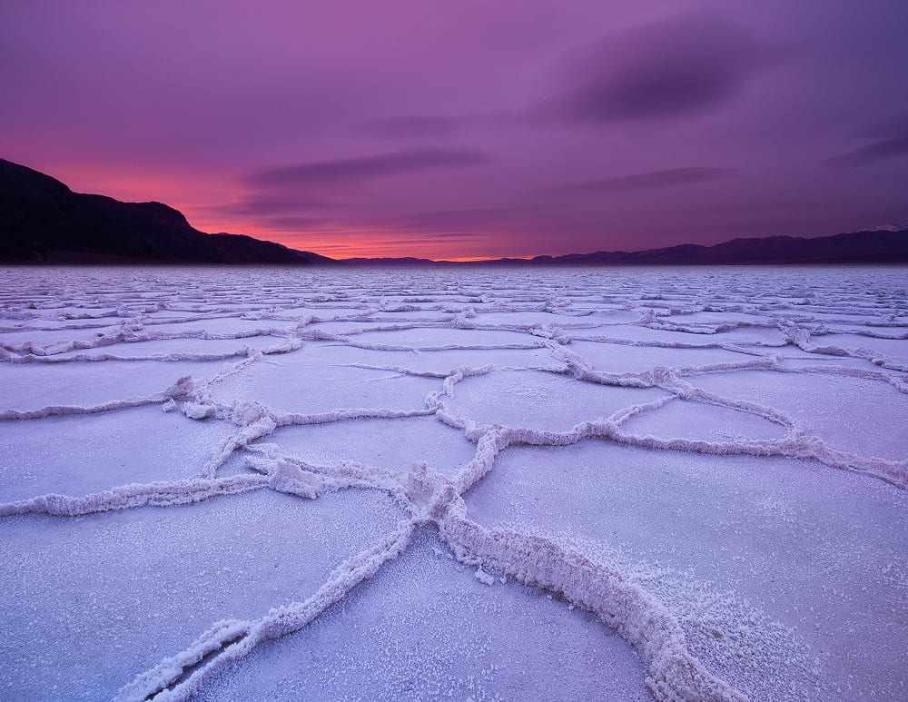 Badwater Salt Flats Death Valley Photo Workshop
