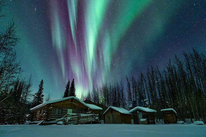 Alaska Grid Image