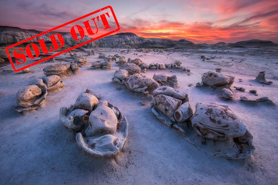 Bisti Badlands Photo Workshop sold out-18