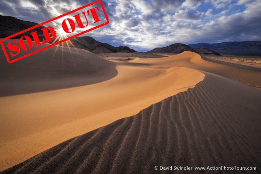 Death Valley Ibex Dunes