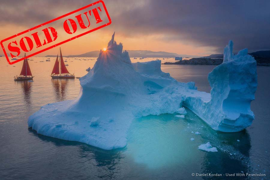 Greenland Sold Out