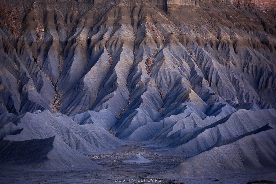 Badlands Abstract