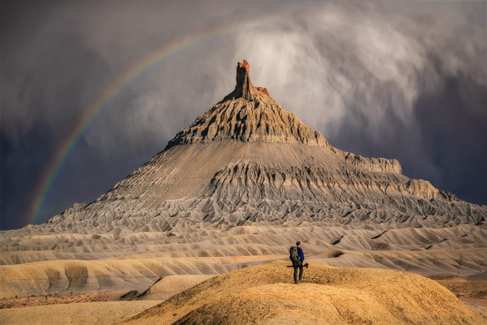 Beyond the Badlands Photo Workshop Utah Action Photo Tours