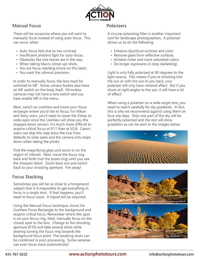 Landscape Photography Handout Page 7 copy
