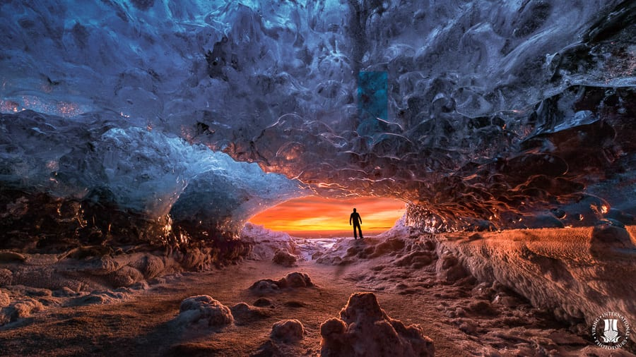 Iceland Photo Workshop Ice Caves
