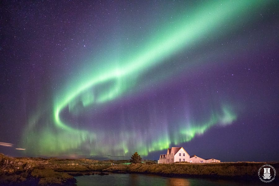 Iceland Winter Photo Workshop Aurora Borealis Northern Lights