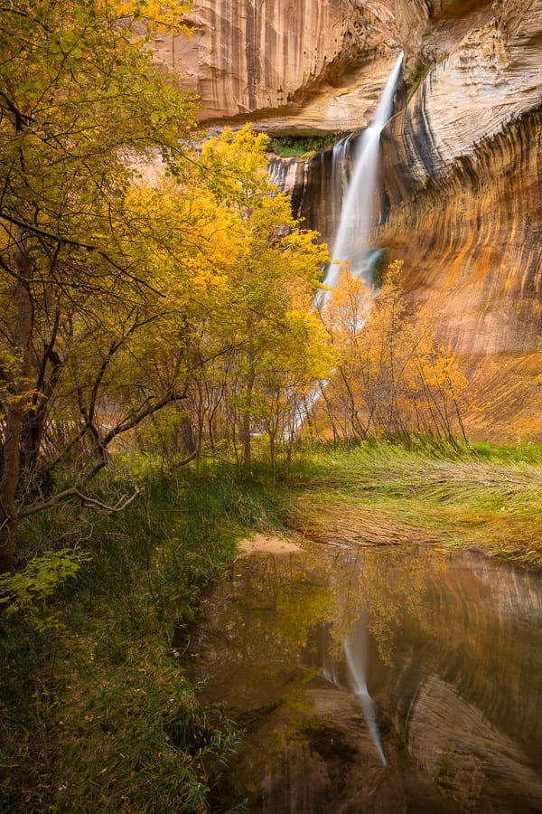 Southern Utah Fall Colors Photography Workshop Autumn Escalante