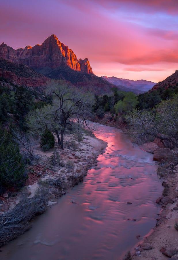 Zion National Park Photo Tour