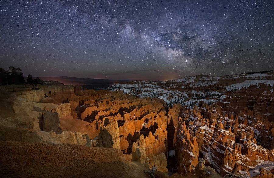 Bryce Canyon Milky Way Night Photo Tour