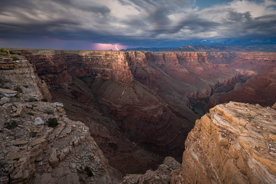 Grand Canyon Photo Workshop Monsoon Season Arizona Photography