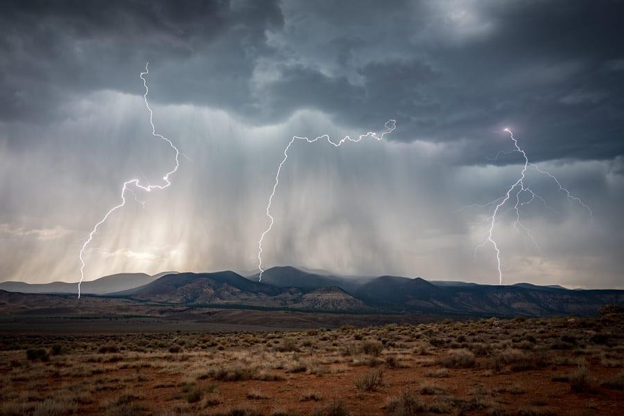 Grand Canyon Photo Workshop Monsoon Season Arizona Photography