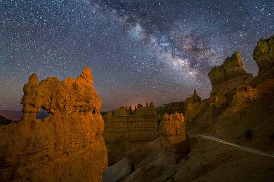 Night Photography Workshop Bryce Canyon
