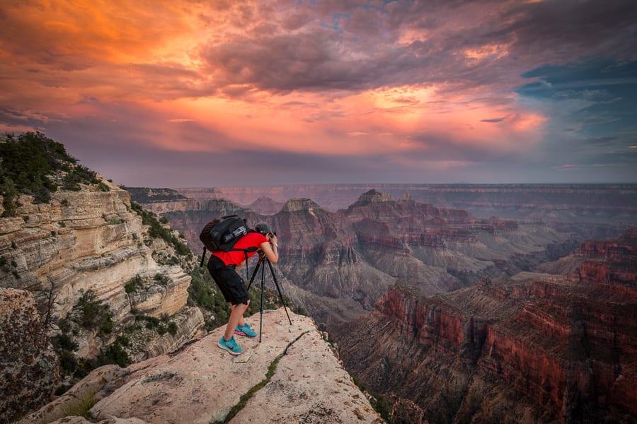 Grand Canyon Photo Workshop North Rim