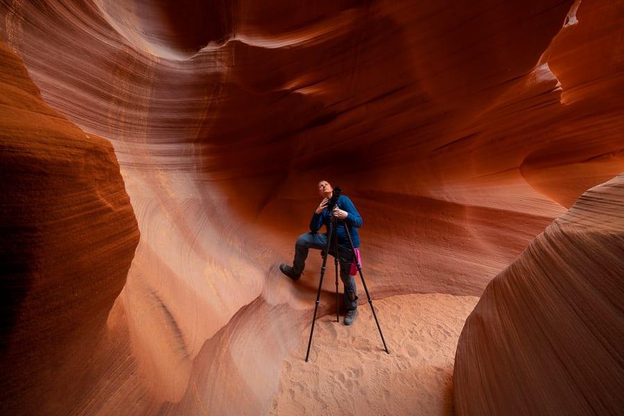 Southwest Shootout Secret Canyon Photo Workshop