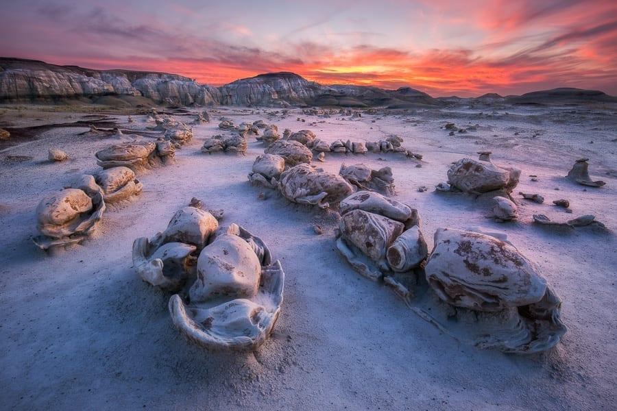 Bisti Badlands New Mexico Photo Workshop