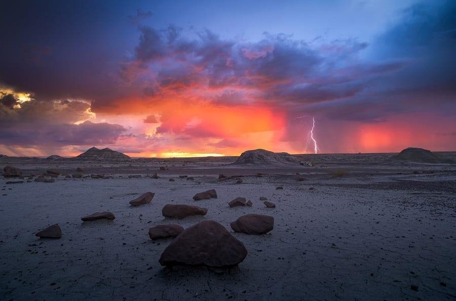 Bisti Badlands Photo Workshop New Mexico