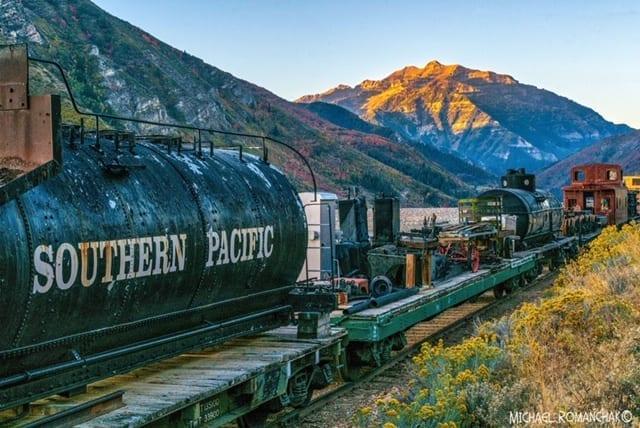 Train in Utah