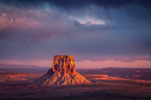 Tower Butte Lake Powell Photo Tour