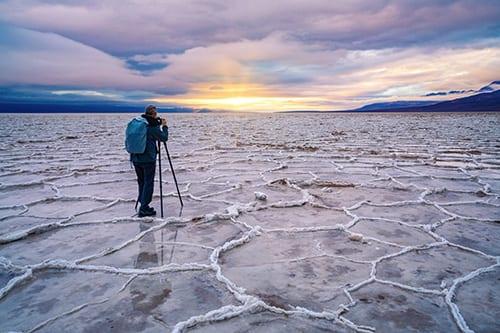 Death Valley Photo Workshop Badwaer Salt Pans