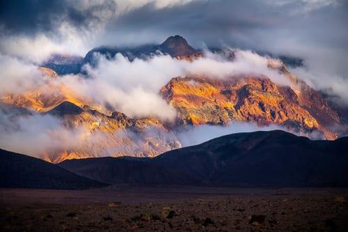 Death Valley Photo Workshop Clouds