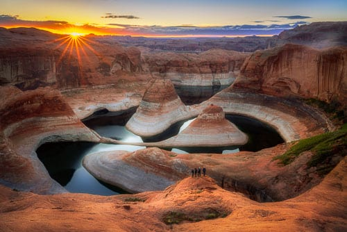 Reflection Canyon Lake Powell Photo Tour