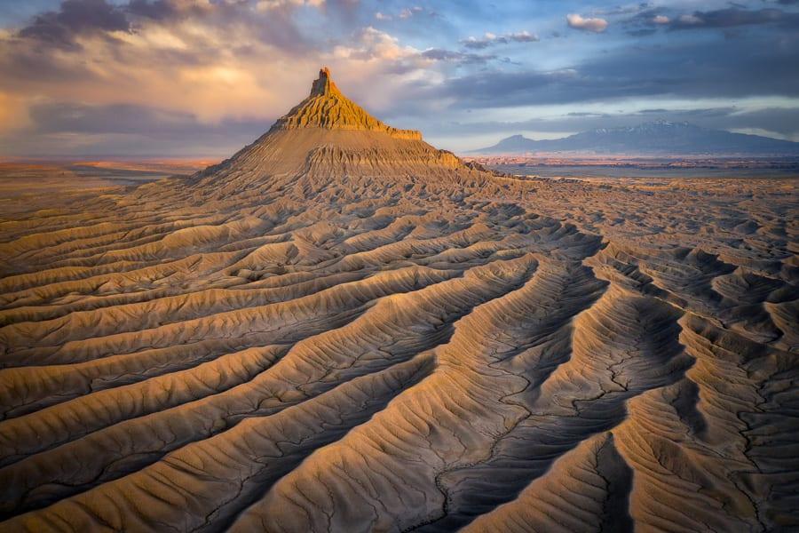 Utah Badlands Photo Workshop