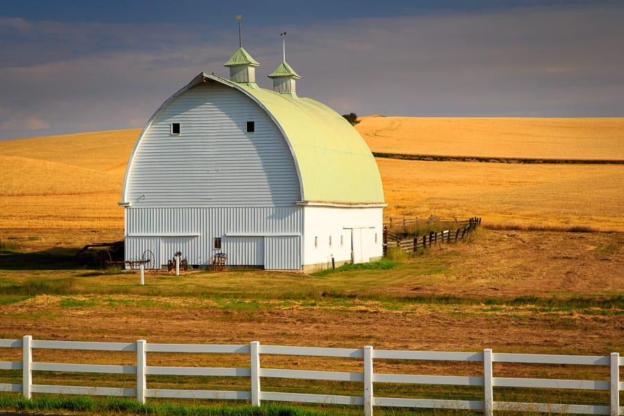 Palouse Harvest Photo Workshop