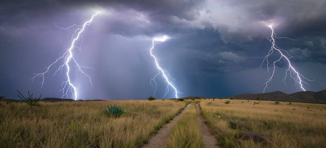 Storm Chasing Photo Workshop