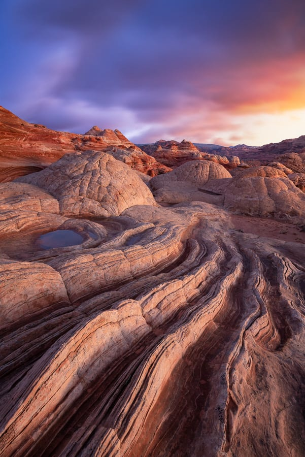 The Wave Coyote Buttes North Action Photo Tours